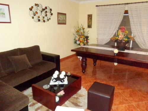 . Apartment with 3 bedrooms in Tomar with wonderful city view furnished balcony and WiFi 7 km from the beach
