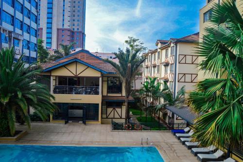 Hotel Hillpark Hotel Nairobi