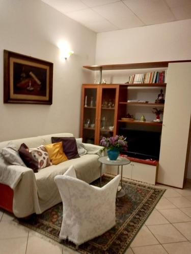 . Apartment with one bedroom in Borgo San Lorenzo with furnished balcony