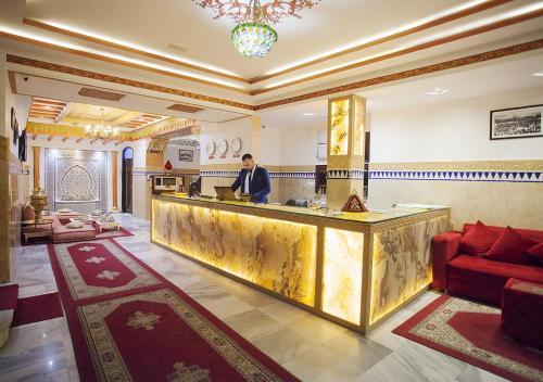 . Hotel Mamora Tanger