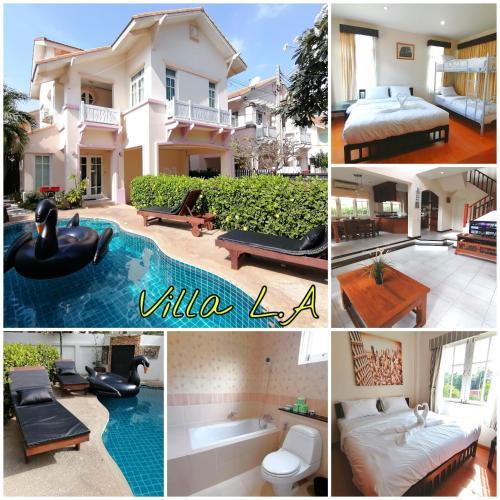 Villa L.A Jomtien Pattaya Villa L.A Jomtien Pattaya
