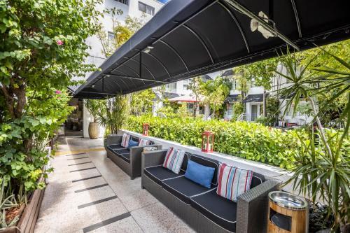 Metropole Suites South Beach - Miami Beach, FL FL 33139