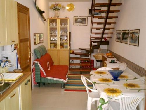 . Apartment with 2 bedrooms in Villasimius with balcony