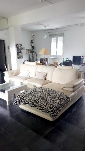 . Apartment with one bedroom in Porrino with enclosed garden 23 km from the beach