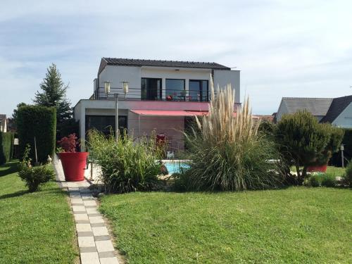 Chez Aurore & Laurent - Accommodation - Houssen