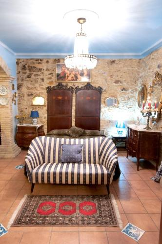 . Studio in Piazza Armerina with wonderful city view and WiFi