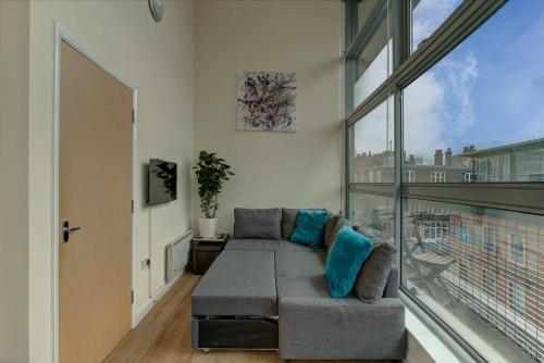 Picture of Penthouse Apt For 4, Skyline Views, Central Mcr