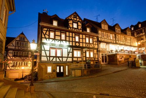 Altstadt-Hotel Gelnhausen