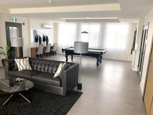 . Apartment with one bedroom in Brossard with furnished terrace and WiFi
