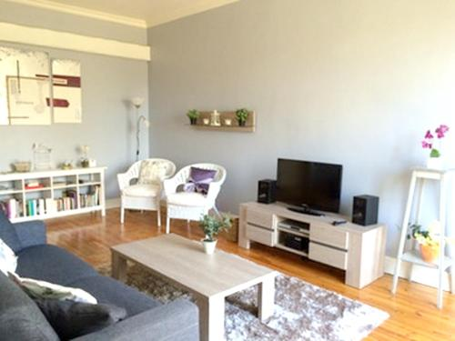 . Apartment with one bedroom in NerislesBains with WiFi