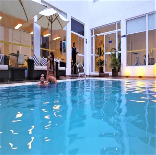 . Hotel Gran Palma Piura