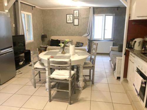 Appartement d'une chambre a Beaune avec jardin clos et WiFi - Location saisonnière - Beaune
