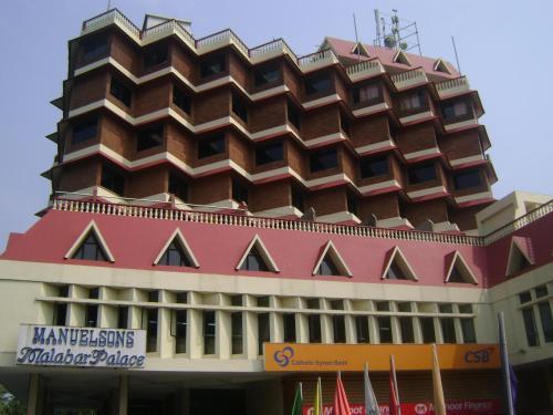 . Malabar Palace