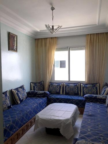 . Apartment with 2 bedrooms in El Jadida with wonderful sea view