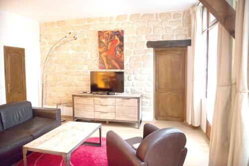 Appartement d'une chambre a Paris avec magnifique vue sur la ville terrasse amenagee et WiFi - Location saisonnière - Paris