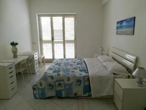 . Apartment with 3 bedrooms in San Nicola La Strada with WiFi 30 km from the beach