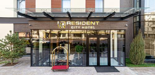 Resident City Hotel - Almaty