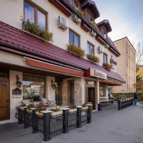 Hotel Pension Korona