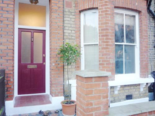 Victorian Terraced Apartments a London