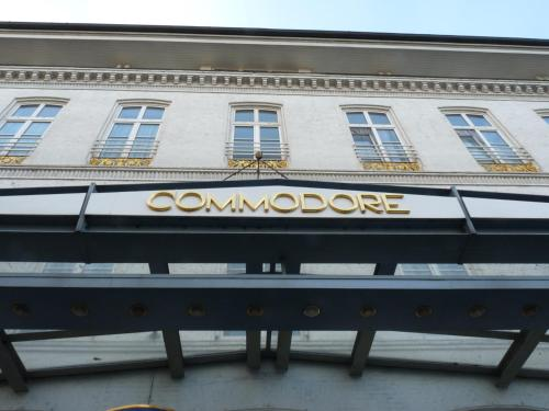 Hotel Commodore impression