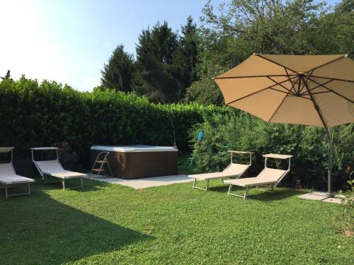 Villa D'Azeglio - Accommodation - Albiano d'Ivrea