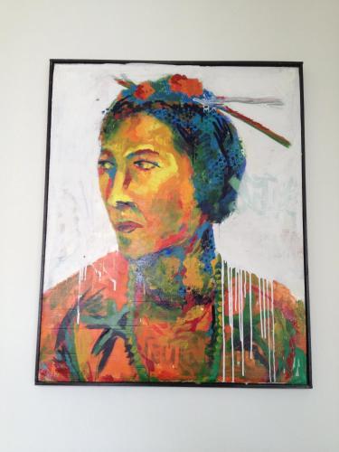 Pensao Rosinha Art Gallery House