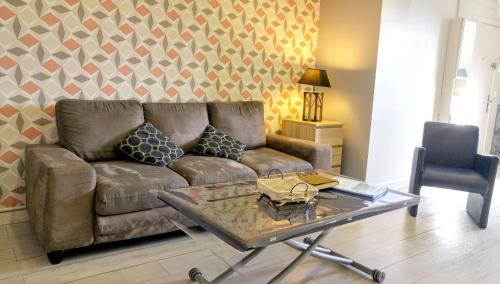 . Apartment with 2 bedrooms in Dieppe with WiFi 200 m from the beach