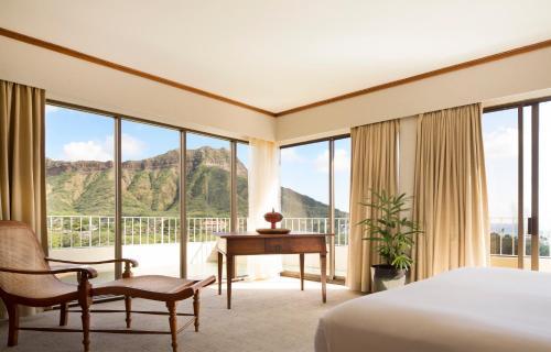 . Lotus Honolulu at Diamond Head