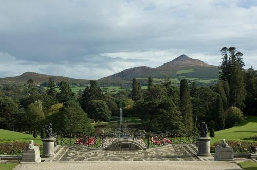 Powerscourt, Co. Wicklow. Ireland.