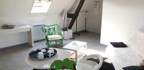 . Apartment with one bedroom in Schiltigheim