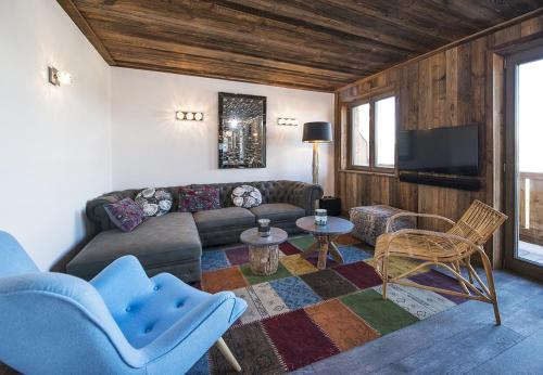 Charmant appartement 3 chambres Courchevel 1850 by Locationlacannecy - Apartment - Courchevel
