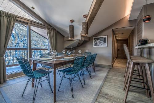 Courchevel Appartement neuf avec vue unique by Locationlacannecy - Apartment - Courchevel