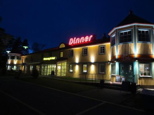 Hotel-overnachting met je hond in Dinners - Arboga