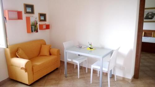 . Apartment with one bedroom in Viterbo with balcony 40 km from the beach