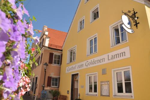 . Hotel Gasthof zum Goldenen Lamm