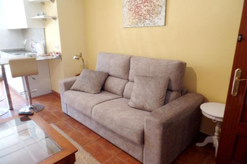 . Apartment with one bedroom in Collado Villalba with furnished garden and WiFi