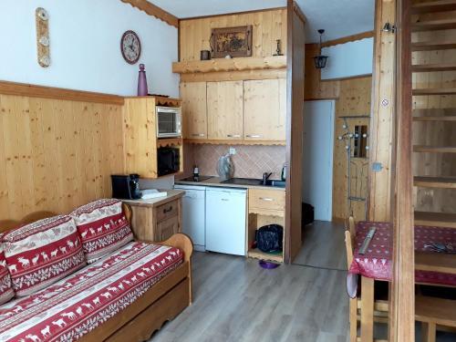 Apartment Résidence Caron Saint Martin de Belleville
