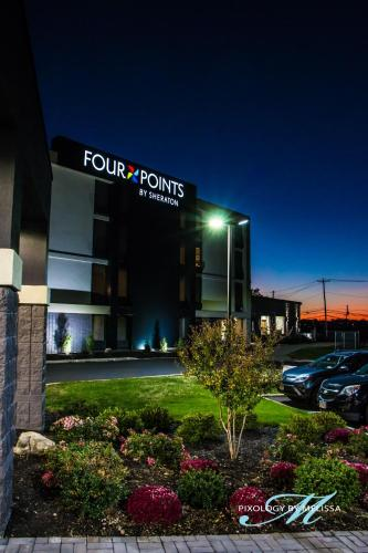 Four Points by Sheraton Allentown Lehigh Valley - Hotel - Allentown