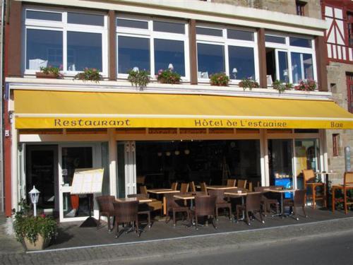 . Hôtel restaurant l'Estuaire Tréguier