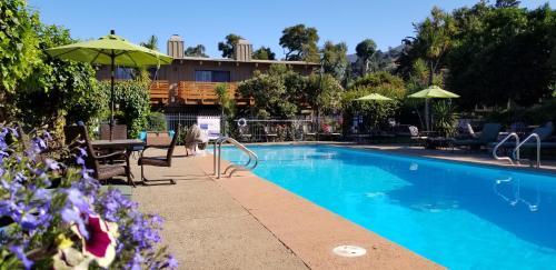 . Carmel Valley Lodge
