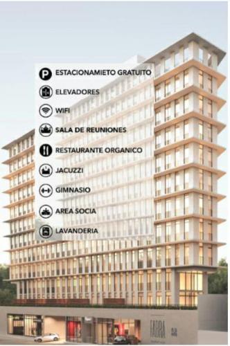 . Grate Apartment - Zona 10 - Guatemala Ciudad
