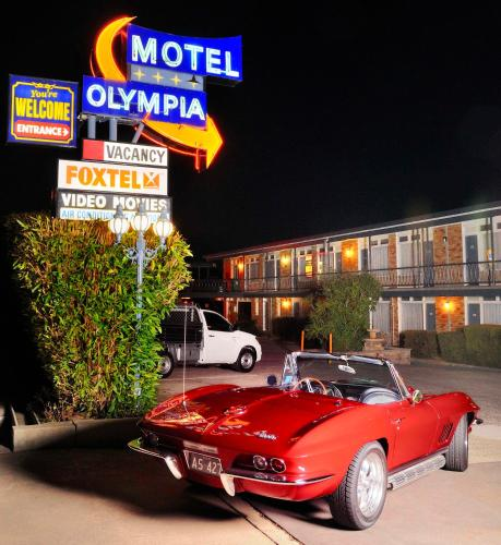Olympia Motel - Accommodation - Queanbeyan