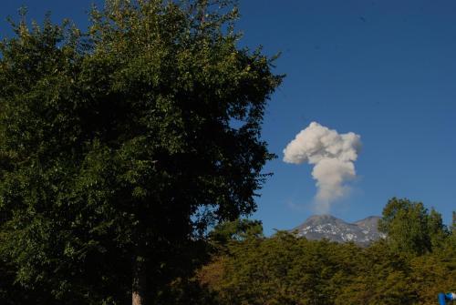 . La Ruta de Los Volcanes - Las Trancas Chillán