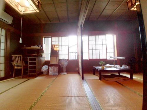 Dr Akatsukas traditional tatami rooms