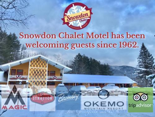 Snowdon Chalet