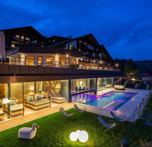 Hotel Saltria - true alpine living - Alpe di Siusi/Seiser Alm