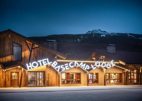 . Base Camp Lodge Hotels