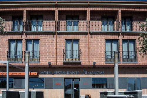 . Hotel Simancas