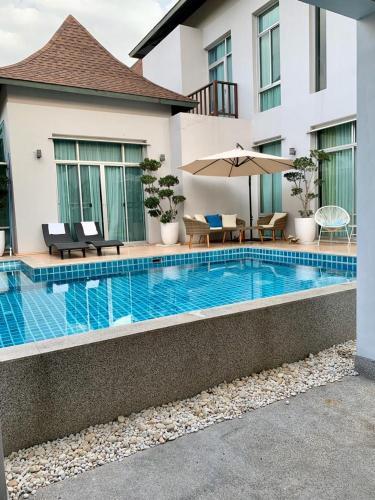 Holiday Pool Villa Holiday Pool Villa