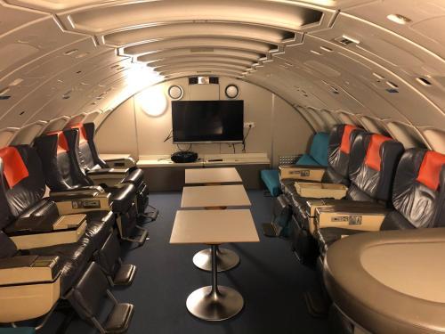 STF Jumbo Stay Stockholm - Accommodation - Arlanda